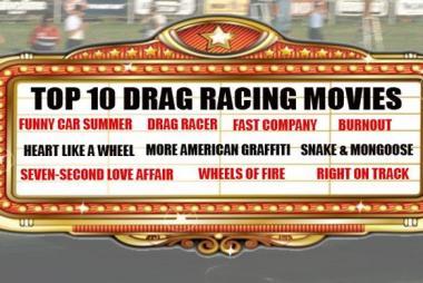 Ten Great Drag Racing Movies