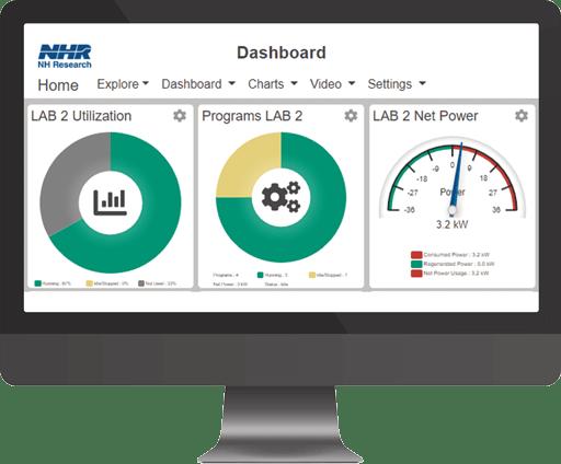 Enerlab Desktop Dashboard - NH Research (NHR)