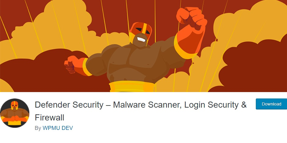 Defender Security – Malware Scanner, Login Security & Firewall