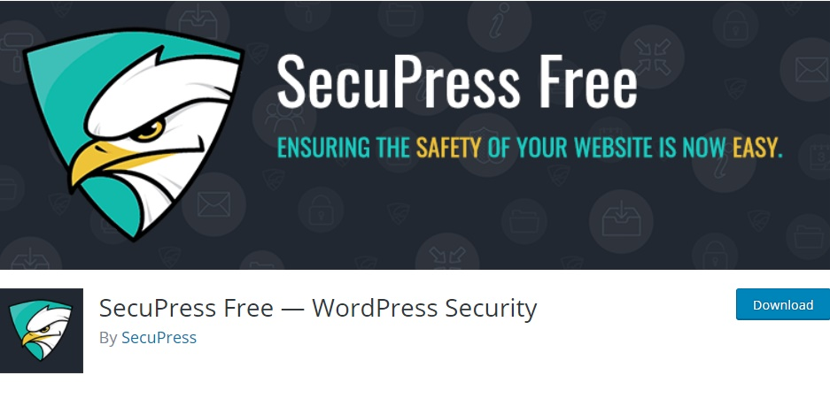 SecuPress Free — WordPress Security