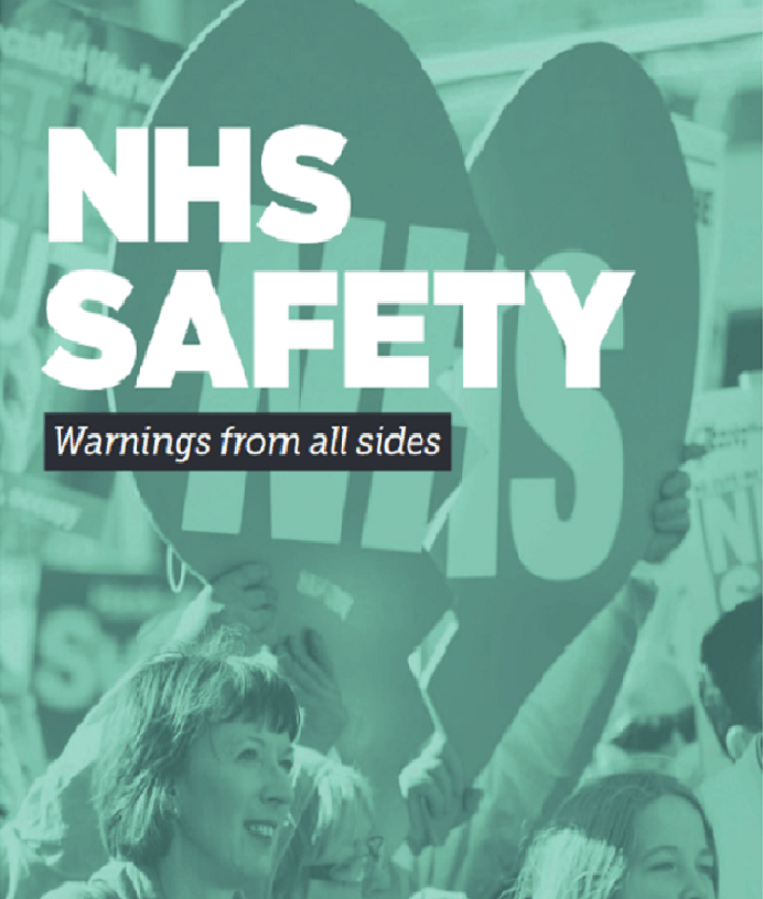 report cover patient safety