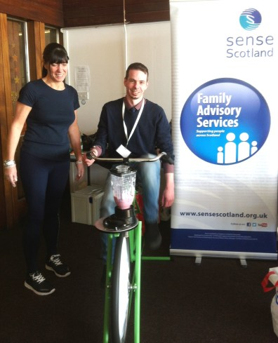 MAIN Health and Wellbeing Business Event held in Dundee