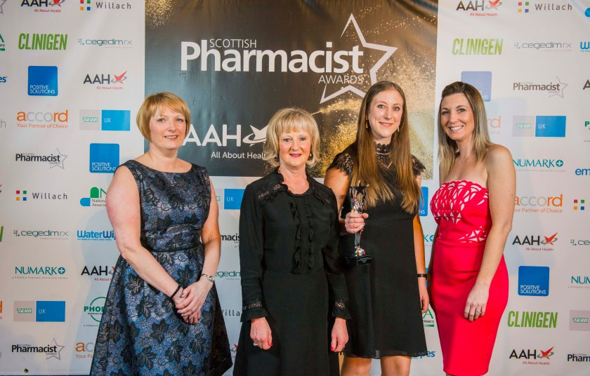 11-04-18 Forfar pharmacy provides prescription for success with a double win