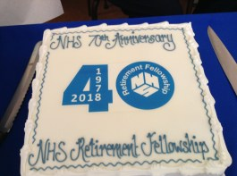 NHS Retirement Fellowship celebrate the 70th anniversary of the NHS (2)
