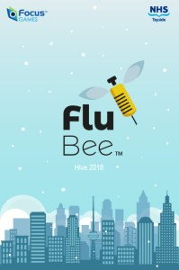 MAIN Are you ready for flu - flu bee image