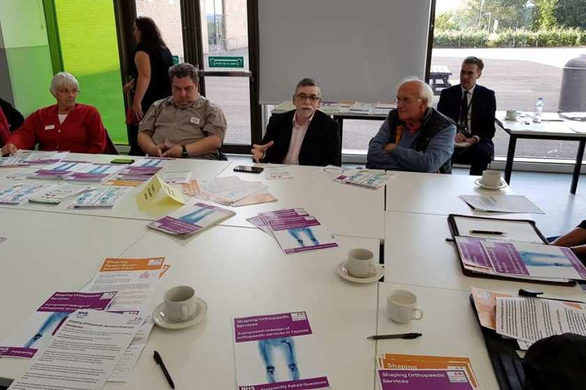 MAIN Transforming Tayside public event held in Dundee (3)
