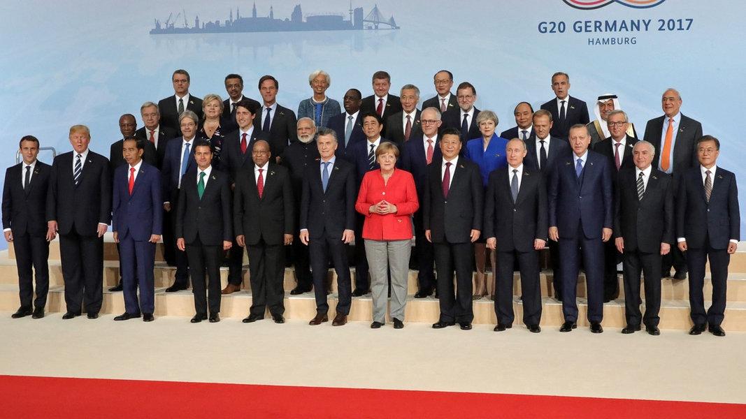 Nguyễn Hữu Tráng (Berlin): G20 HAMBURG – NHỮNG GÌ CÒN LẠI?