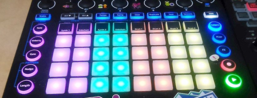 Novation Circuit (kokou)