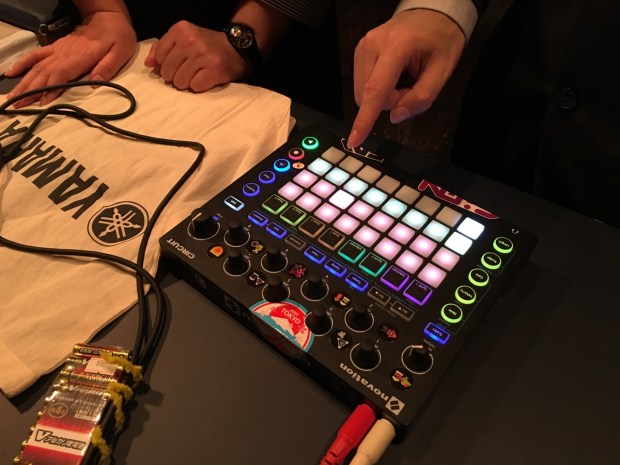 kokou's NOVATION Circuit