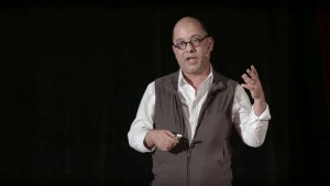 Newton Howard talks at Tedx