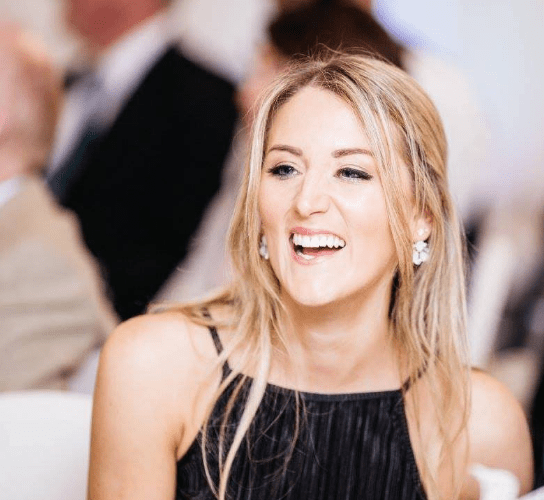 Lianne Tucker: Founder of Blonde Army Wedding Consultancy