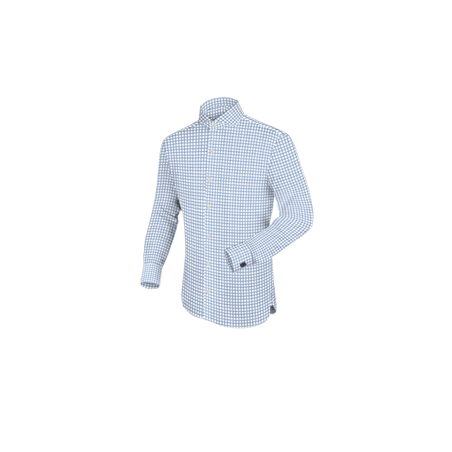 Pionner Men Casual Full Sleeve