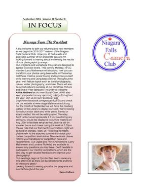 In Focus Preview