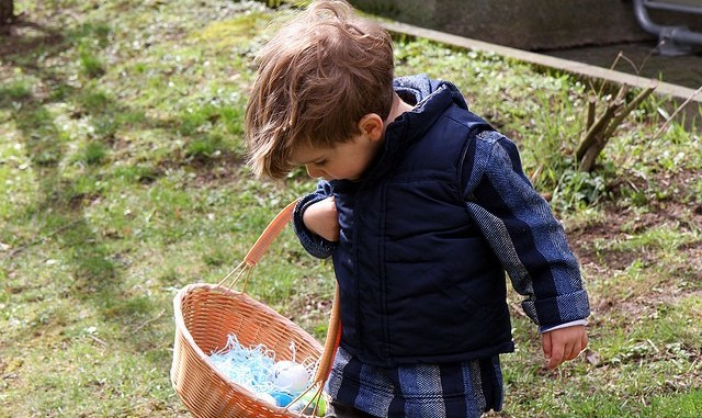 easter egg hunts in niagara