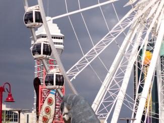 niagara falls sky wheel