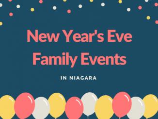 new year's eve family events niagara