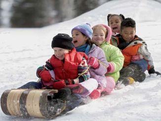 sledding in niagara