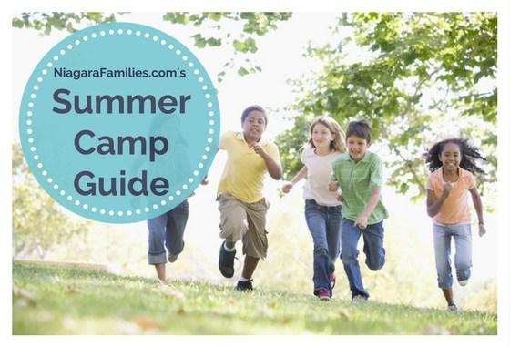 Summer Camp Guide Niagara