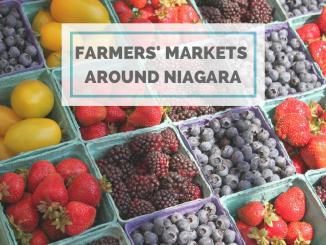 farmers' markets around niagara