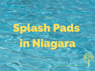 splash pads in niagara