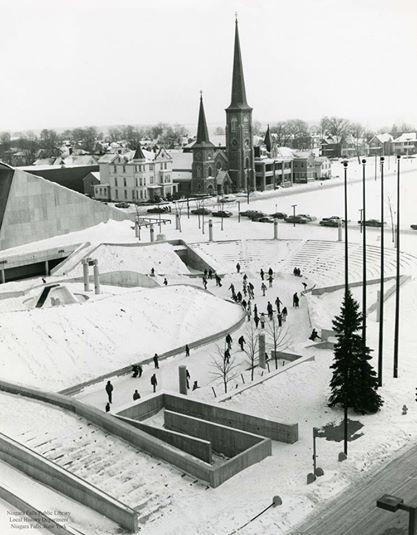 Lackey Plaza 1977