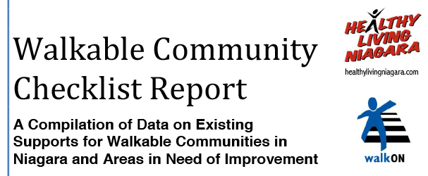 Walkable Community Checklist Report