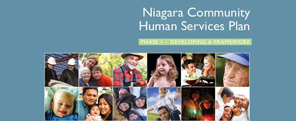 Niagara Community Human Services Plan