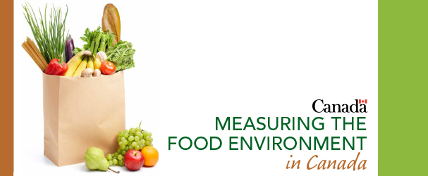 Measuring the Food Environment in Canada