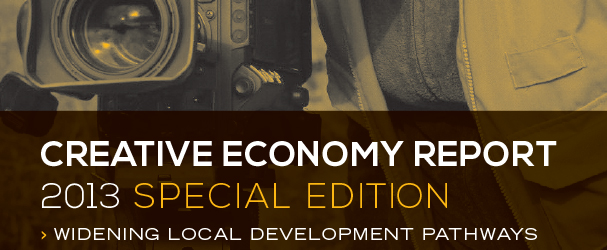 Creative Economy Report 2013