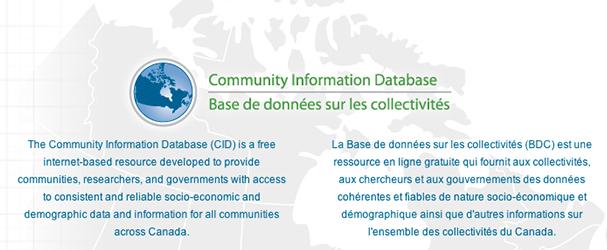 community information database