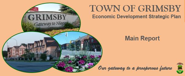 grimsby economic plan