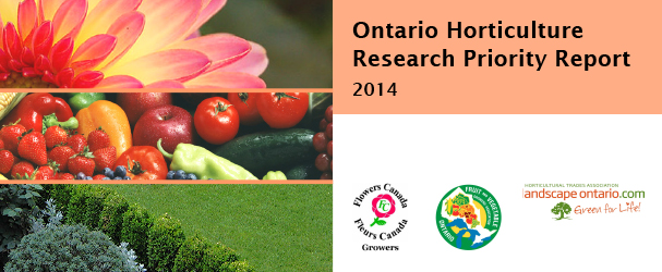 ontario horticulture research