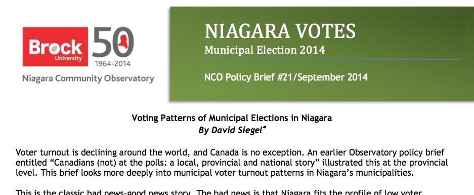 Niagara Votes Screen Shot