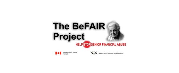 BeFair Logo