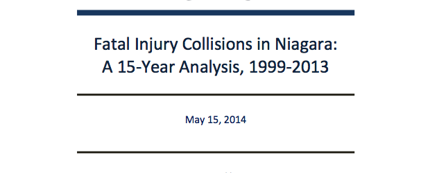 Fatal Injury Collisions Screen Shot