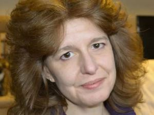 Portrait of Melinda Nowikowski