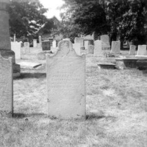 Gravestone of Robert Randall,  Drummond Hill Cemetery, Niagara Falls, Ontario