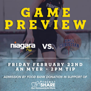 Feb 22 Game Preview - Kings