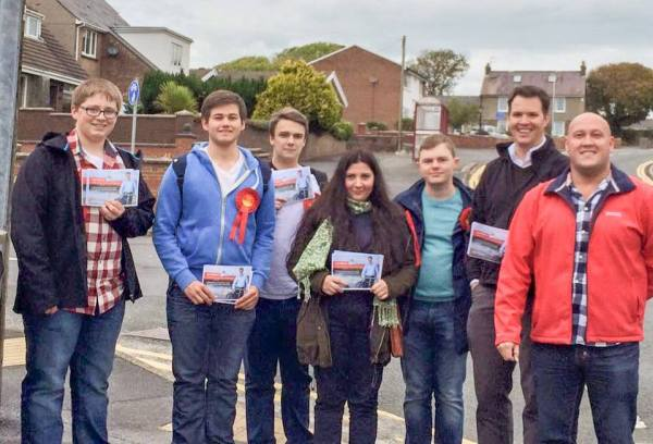 Kidwelly canvassing