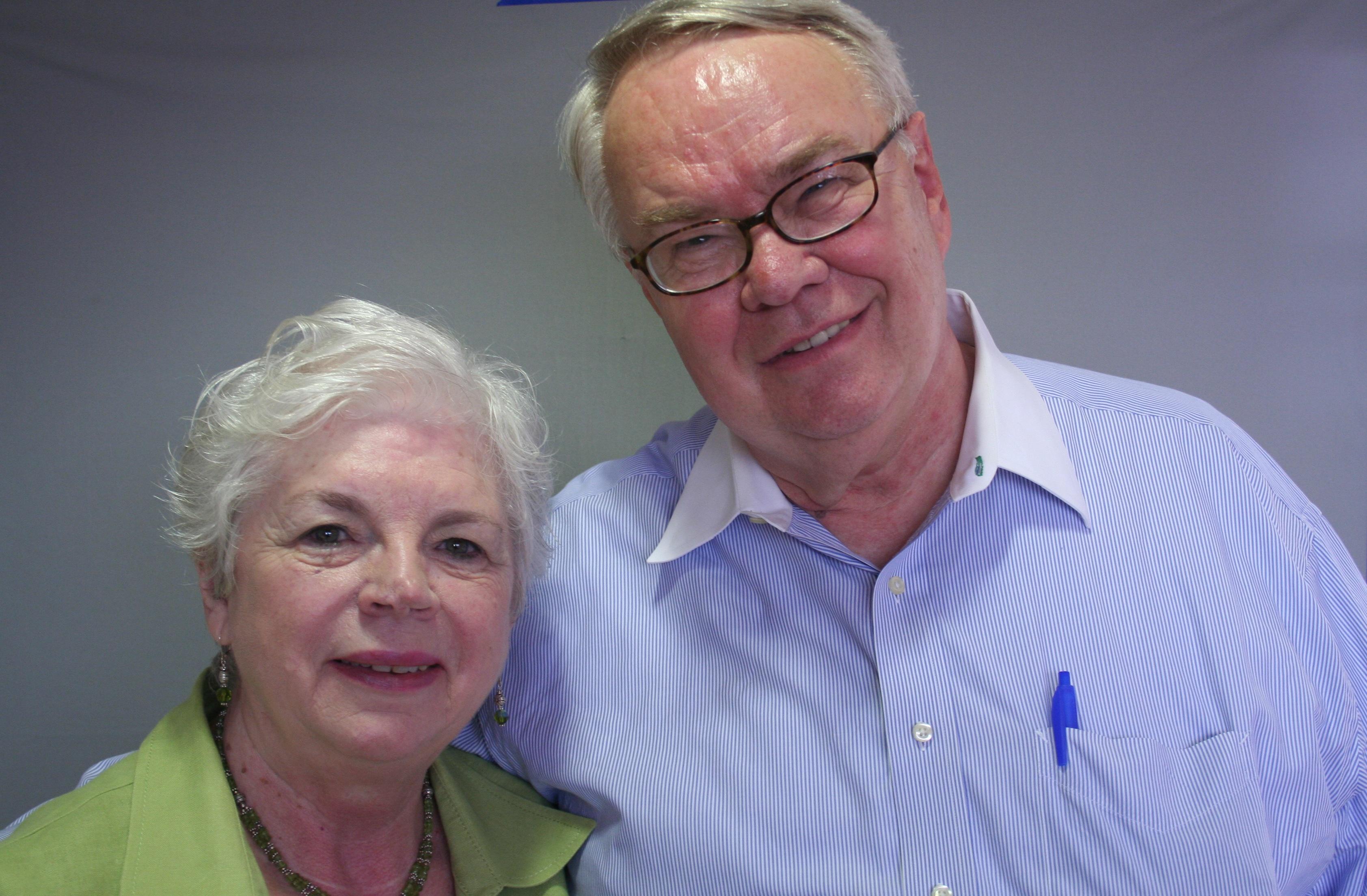 StoryCorps: Roy H. Swensen & Rigmor Swensen