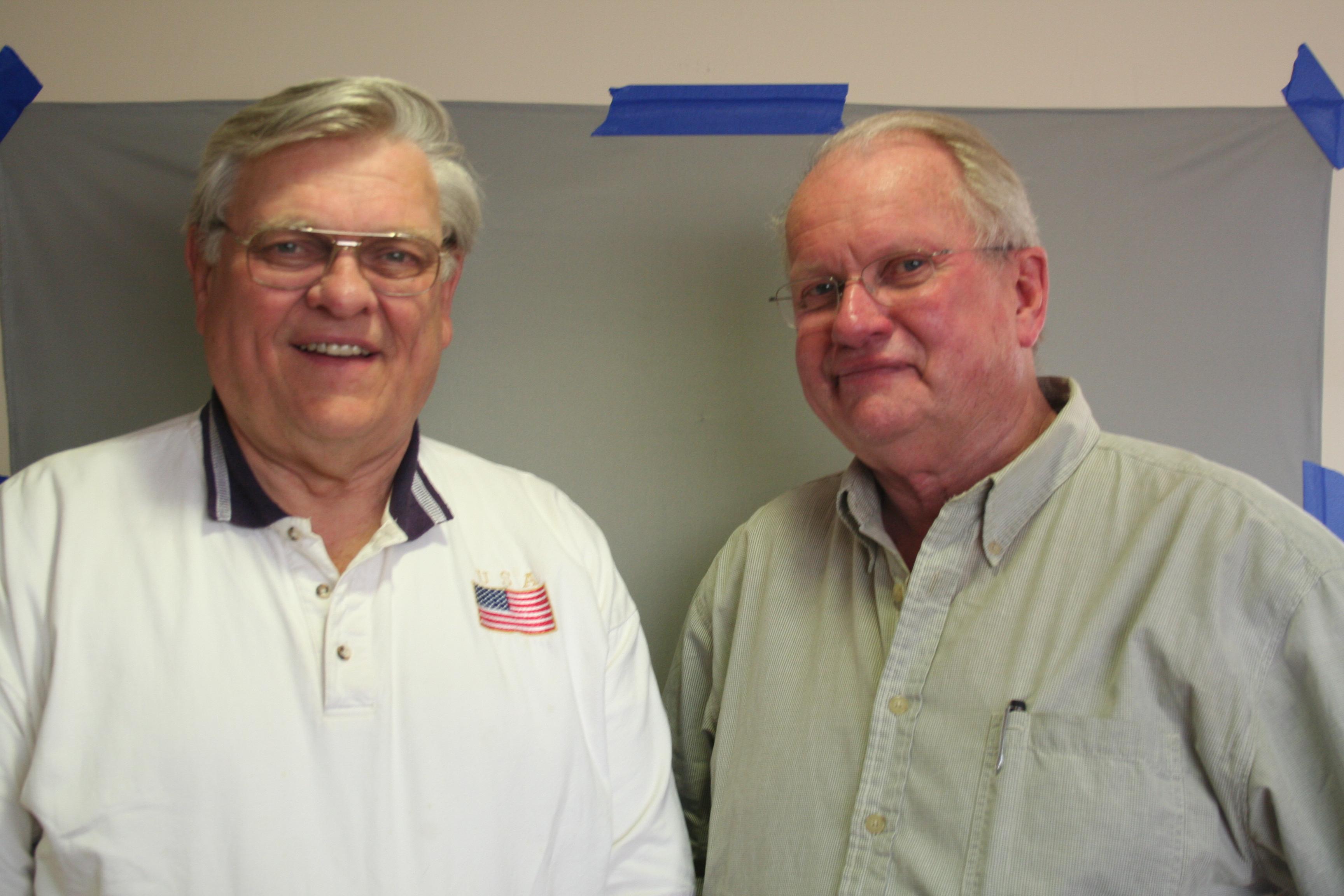 StoryCorps: George Jensen & Roy Jorgensen