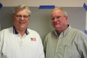 George Jensen & Roy Jorgensen
