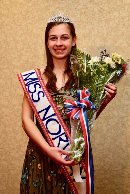 Miss Norway 2018 is Liv Gerda Halvorsen