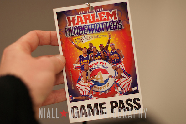 Harlem Globetrotters | 4 Times the fun World Tour at HP Pavillion!