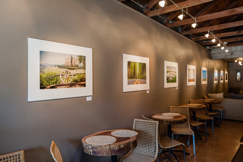 Whitetail Wine Bar Art Photography Exhibit Guerneville Sonoma San Francisco Bay Area - Niall David Photography-2881