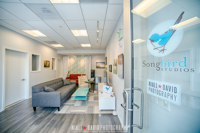 Songbird Studios Niall David Photography San Francisco