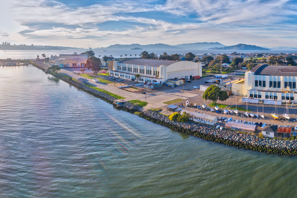 Aerial Drone Photographer FAA Part 107 Photography San Francisco Bay Area