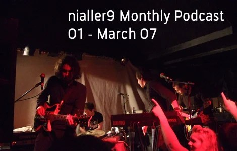 , Podcast 001 – March 07