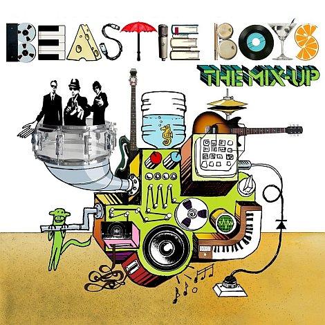 , New Beastie Boys Album!