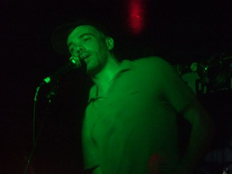 , Buck 65 live in Dublin